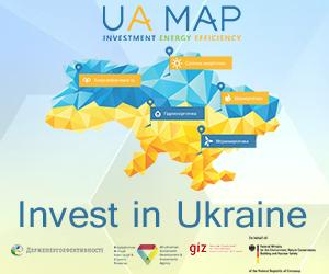 Інтерактивна інвестиційна мапа України